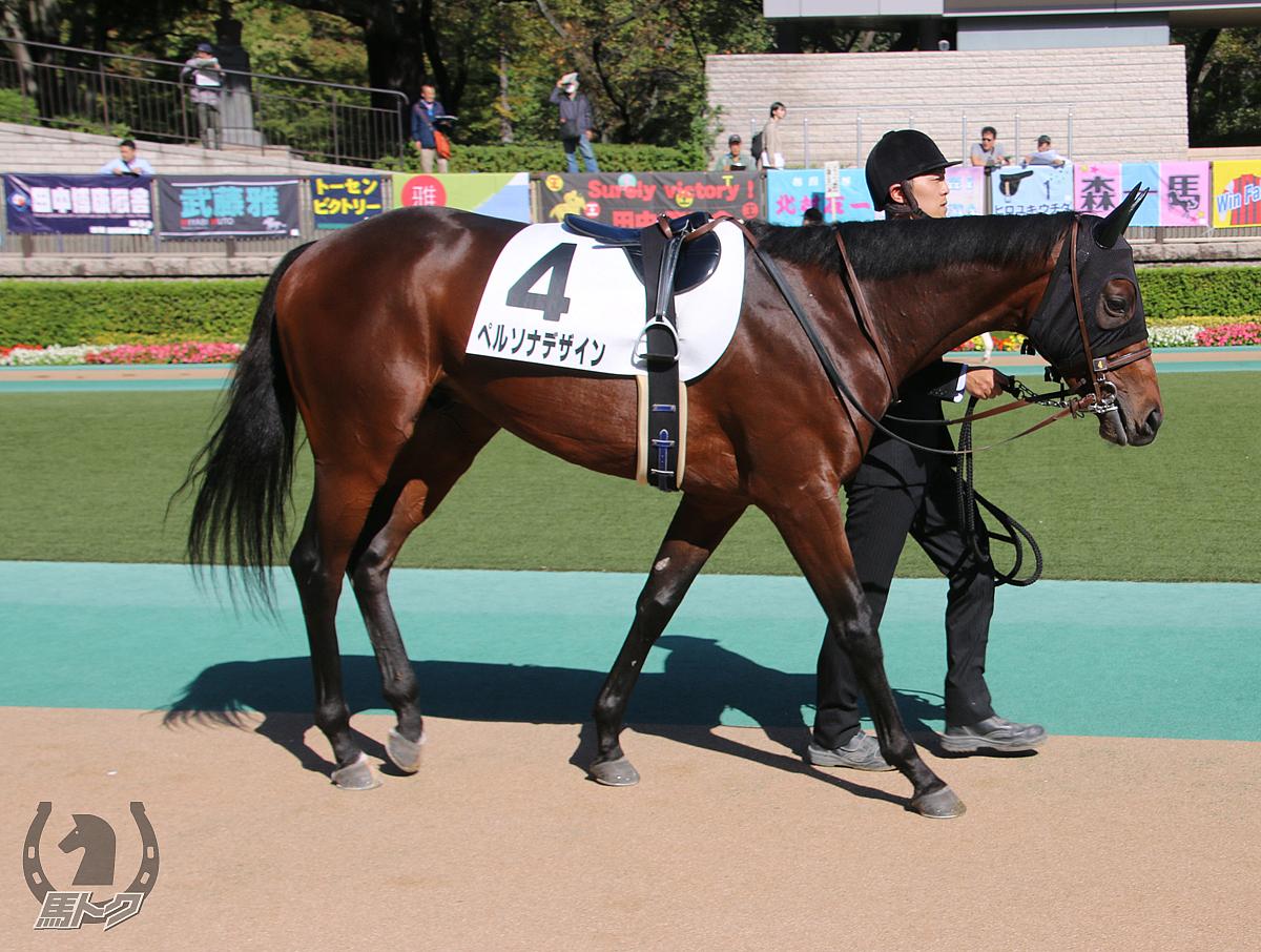 ペルソナデザインの馬体写真